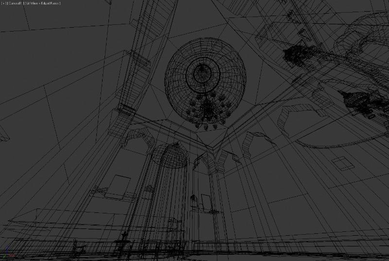 chandelier-wire